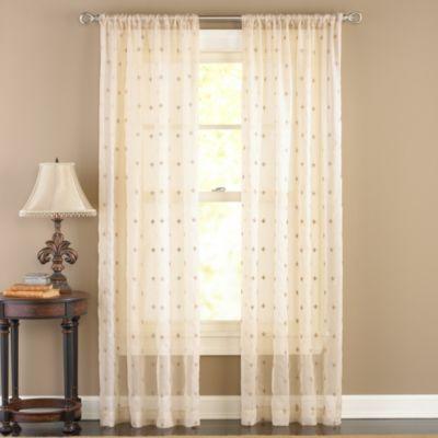 Buy Fleur De Lis Curtains From Bed Bath U0026 Beyond