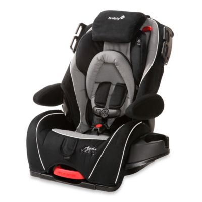 Safety 1st Alpha Omega Elite Convertible Car Seat in