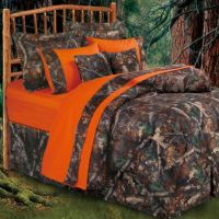 Buy Oak Camo 5-Piece Twin Comforter Set in Camo from Bed ...