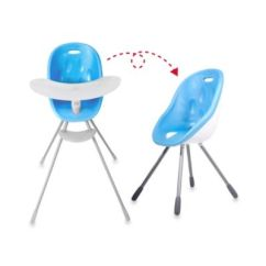 Phil And Teds Poppy Chair Cover For Rent Wedding High Buybuy Baby In Bubble Gum Blue