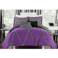 Wild Cheetah Comforter and Sham Set - Bed Bath & Beyond