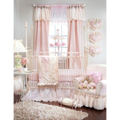 Buy Glenna Jean Ava 3 Piece Crib Bedding Set From Bed Bath