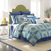 Buy Laundry by Shelli Segal Blue Riviera Reversible Duvet ...