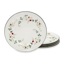 Buy Pfaltzgraff Winterberry Dinner Plates (Set of 4) from ...
