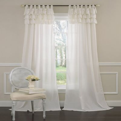 Laura Ashley Dover Window Curtain Panel Bed Bath Amp Beyond