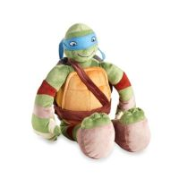 Teenage Mutant Ninja Turtles Leonardo Pillow Buddy - Bed ...