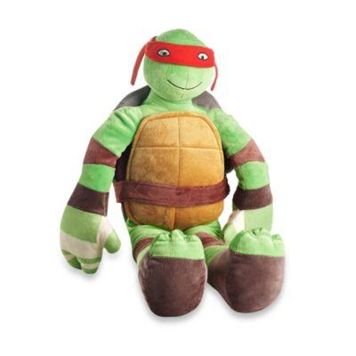 Teenage Mutant Ninja Turtles Raphael Pillow Buddy