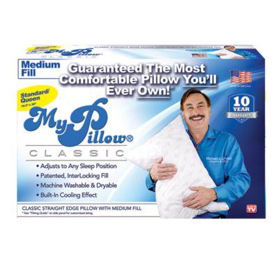 MyPillow Medium Fill StandardQueen Pillow  www