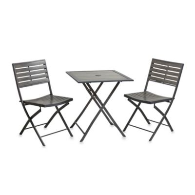 Buy Bistro Tables Chairs From Bed Bath Beyond
