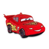 Buy Disney Lightning McQueen Throw Pillow from Bed Bath