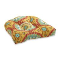 Buy Decorative U-Shaped Chair Cushion in Sunset from Bed ...