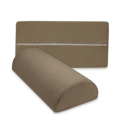 Buy Therapedic Any Position Memory Foam Pillow in Taupe