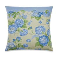 Buy Laura Ashley Salisbury Square Toss Pillow from Bed