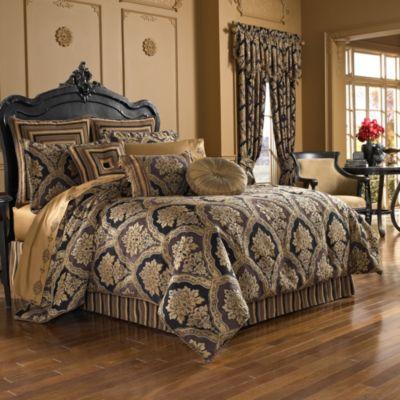 Buy J Queen New York Majestic Full Comforter Set from Bed Bath  Beyond