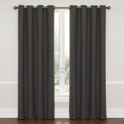 Buy Gray Curtains From Bed Bath & Beyond