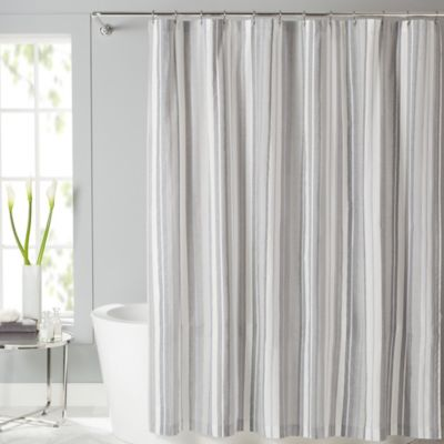 Buy Striped Shower Curtains Fabric From Bed Bath & Beyond