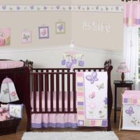 Buy Sweet Jojo Designs Butterfly 11-Piece Crib Bedding Set ...