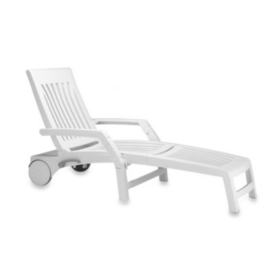 hawthorne oversized sling chairs tall kitchen buy wicker double chaise lounge in lime from bed bath & beyond