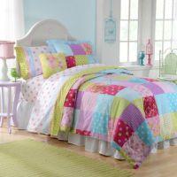 Patchwork Reversible Comforter Set - Bed Bath & Beyond