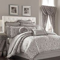 J. Queen New York Luxembourg Comforter Set in Antique ...