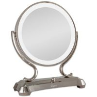 Buy Lighted Magnification Mirrors from Bed Bath & Beyond
