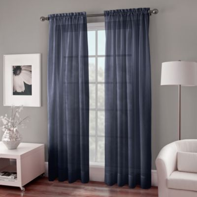 Buy Indigo Curtain Panels From Bed Bath & Beyond