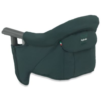 High Chairs  Inglesina Fast Table Chair in Dark Green