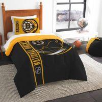NHL Boston Bruins Comforter Set - Bed Bath & Beyond