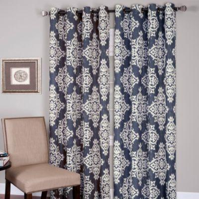 Buy Linen Window Panels Grommet From Bed Bath & Beyond
