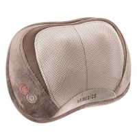 HoMedics 3-D Shiatsu Vibration Massage Pillow with Heat ...
