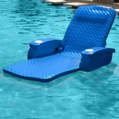 Super Soft Adjustable Pool Recliner  Bed Bath  Beyond