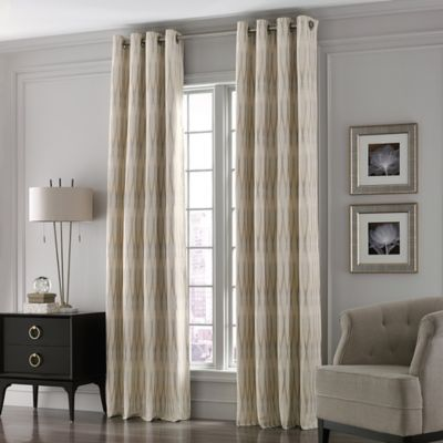 Buy 108 Inch Window Curtain Panel In Ivory From Bed Bath & Beyond