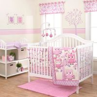 Belle Dancing Owl Crib Bedding Collection - Bed Bath & Beyond