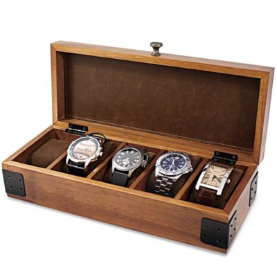 Wood Watch Box Bed Bath Amp Beyond