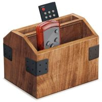 Wood Remote Control Caddy - Bed Bath & Beyond