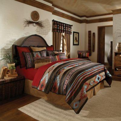 Veratex Santa Fe 4Piece Comforter Set  Bed Bath  Beyond
