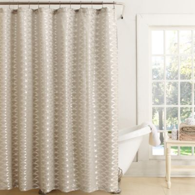 Buy Luxury Shower Curtains Fabric Shower Curtains From Bed Bath Amp Beyond