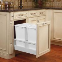 Buy Rev-A-Shelf 15-Inch Tandem Double 35 Quart Pull-Out ...