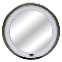 Sharper Image LED Anti-Fog Shower Mirror in Chrome Finish ...