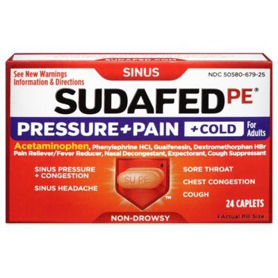Buy Mucinex Sinus Max Pressure & Pain 20-Count Caplets ...