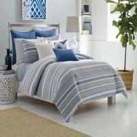Nautica Sedgemoor Comforter Set in Grey - Bed Bath & Beyond