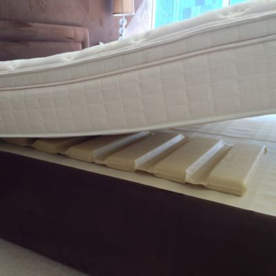 Mattress Helper Sagging Mattress Solution Bed Bath Amp Beyond
