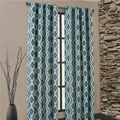 Buy Teal Curtains From Bed Bath & Beyond