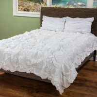 Buy Ruched Bedding from Bed Bath & Beyond
