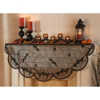 Bats and Spiders Mantel Scarf - Bed Bath & Beyond