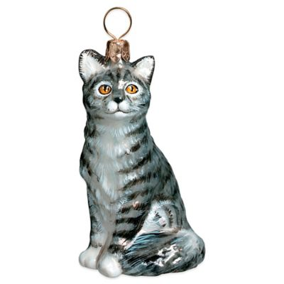 Pet Set Joy To The World Collectibles American Shorthair