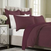 Buy Madison Park Nisha 6-Piece Quilted Full/Queen Coverlet ...