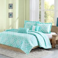 Buy Teal and White Bedding Set from Bed Bath & Beyond