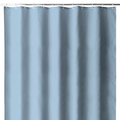 Hotel Fabric Shower Curtain Liner With Suction Cups Bed Bath