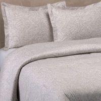 Vera Wang Bamboo Leaves Comforter Set in Grey - Bed Bath ...